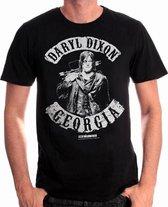 THE WALKING DEAD - T-Shirt Daryl Dixon Georgia (XL)