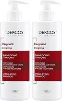 Vichy Dercos Aminexil Energie shampoo - 2x390ml