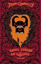 Omslag Samuel Johnson vs the Darkness Trilogy