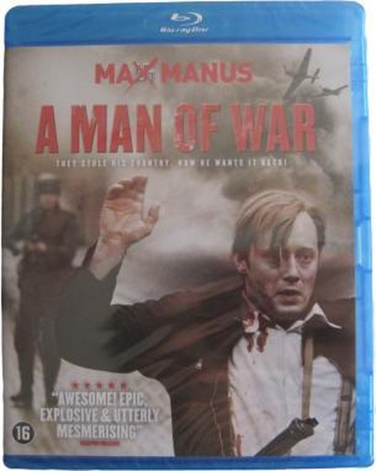 Cover van de film 'A Man Of War: Max Manus'