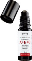IOSSI | A+E+C Vitamin Cocktail For Eyes | Oogcrème | Oogroller | Anti-Rimpel