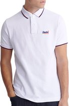 Superdry Heren POOLSIDE PIQUE S/S POLO Polo L