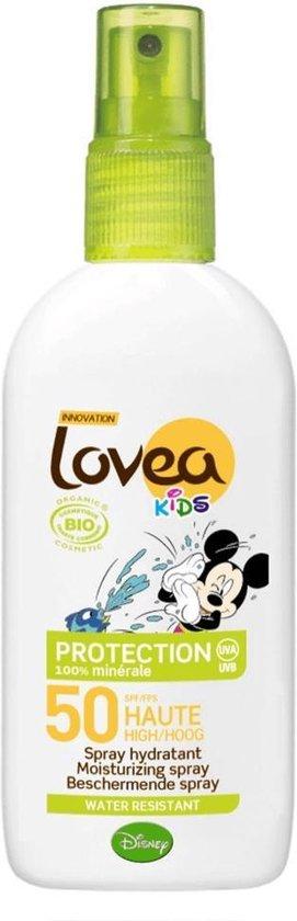 Lovea Bio Kids Zonnebrandspray - SPF 50 - 100 ml