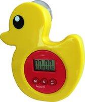 EcoSavers ShowerTimer Duck | Douche timer | Hulpmiddel om douchetijd te verkorten | Douchetimer | Geel