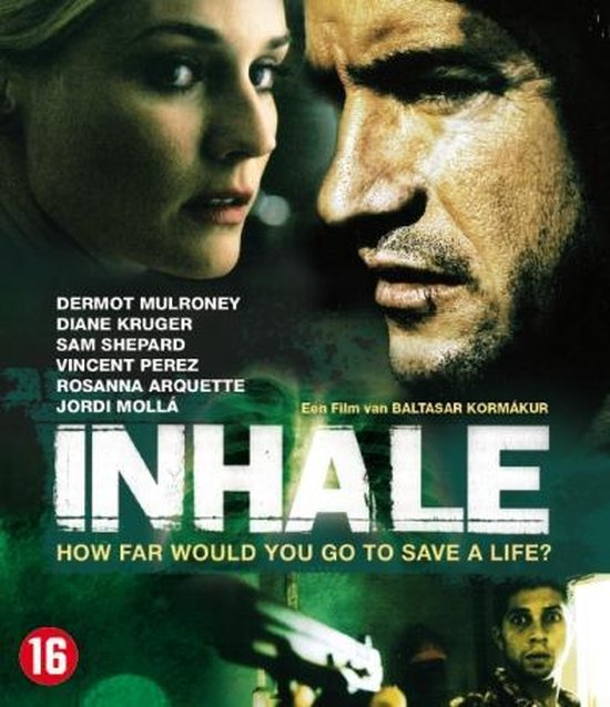 Cover van de film 'Inhale'