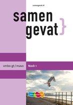 Boek cover Samengevat vmbo-gt/mavo Nask1 van  (Paperback)