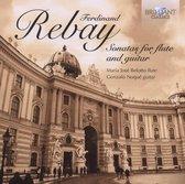 Rebay: Flute And Guitar Sonatas