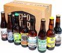 Bierpakket met 8 verschillende unieke speciaalbieren