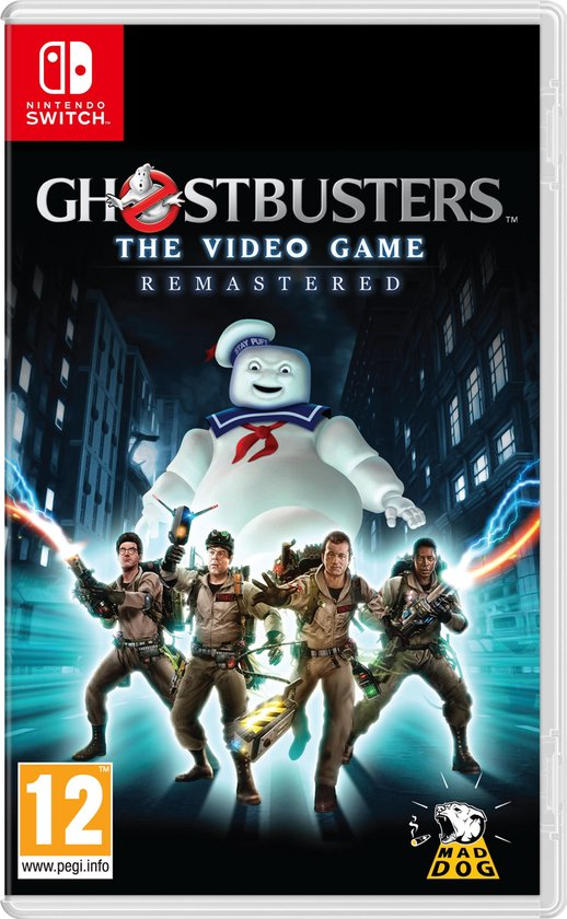 Ghostbusters the Videogame: Remastered - Switch