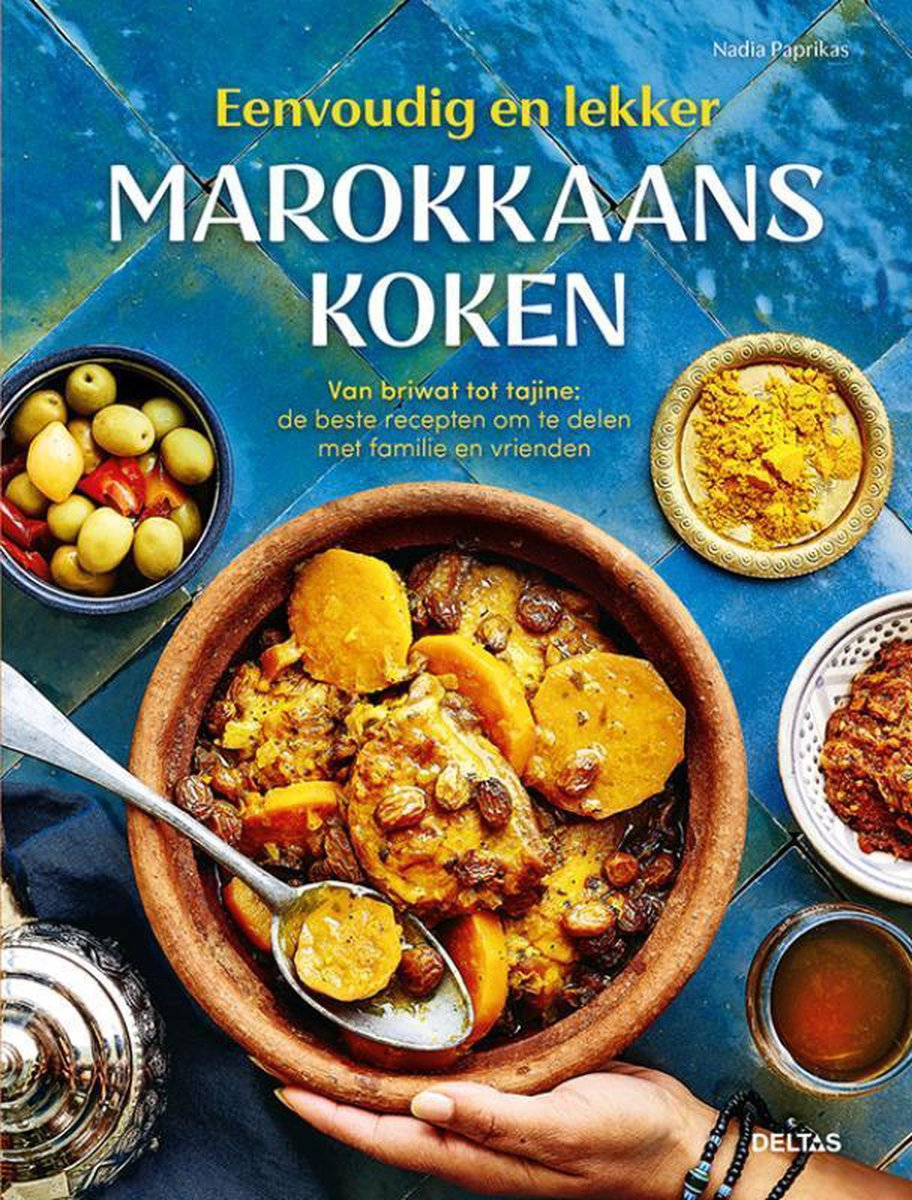 boeken over marokko