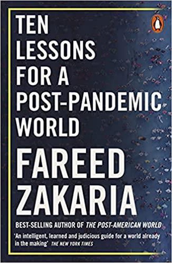 Boek cover Ten Lessons for a Post-Pandemic World van Fareed Zakaria (Paperback)