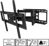 WM4661 Solid TV-beugel draaibaar - kantelbaar - 32-90 inch - VESA 600