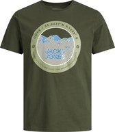JACK&JONES JUNIOR JCOBILO TEE SS CREW NECK SN JR Jongens T-shirt