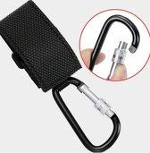 MOENS® - Tashaken Tassenhaak Kinderwagen Accessoire Haak Tas Hanger Metaal 2 Stuks - Anti diefstal - Extra stevig - Goedkoop - Gratis verzending