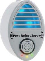 Pest Reject Zapper – Ongediertebestrijding – Ultrasoon – Pest repeller – Insecten verjager – Muizen verjager