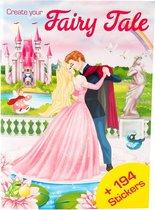 Creative Studio Create your Fairy Tale Mini Stickerboek