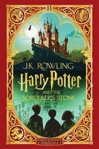 Boek cover Harry Potter and the Sorcerers Stone: Minalima Edition (Harry Potter, Book 1) (Illustrated Edition), 1 van J.K. Rowling (Hardcover)