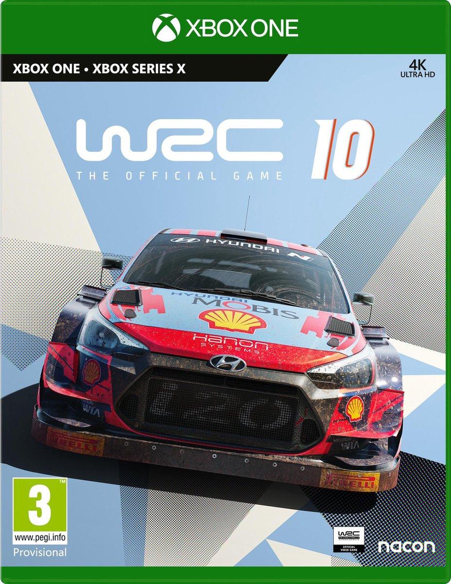 WRC 10 – Xbox One & Xbox Series X