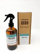 KOBO Room Spray Woodblock Stoneflower 236 ml