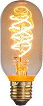 DMQ Filament LED Lamp - T45 - Dimbaar - E27 - 5W 2200K Amber