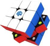 GAN 356 M Professionele Speed Cube - 3x3 - Magnetisch - Magic Puzzle - Puzzel Kubus