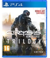 Crysis Trilogy Remastered - PS4