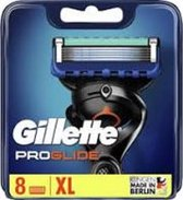Gillette Fusion5 ProGlide Scheermesjes Voor Mannen - 8 Navulmesjes