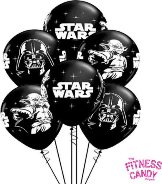 Star Wars ballonnen - Set van 6
