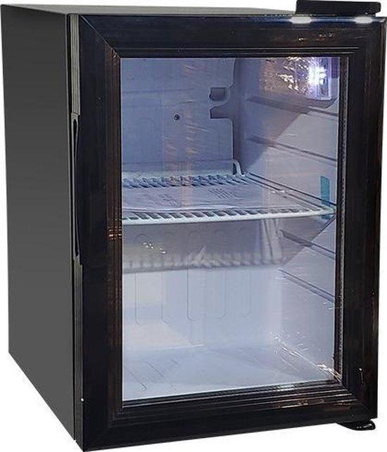 Koelkast: VDT minibar - koelkast - horeca - 21 liter - glazen deur, van het merk VDT
