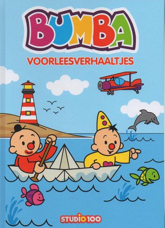 Boek cover Bumba : 2 voorleesverhaaltjes 4 van  (Hardcover)