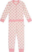 Claesen's onesie pyjama meisje - Owl Squirl - maat 152-158