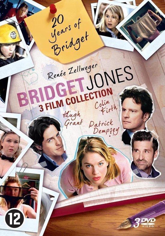 Bridget Jones 1 - 3 - 20th Aniversary