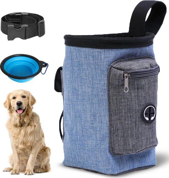 Honden beloning tasje – Beloningstasje - Honden Snoepjes – Beloningszakje – Poepzakjeshouder