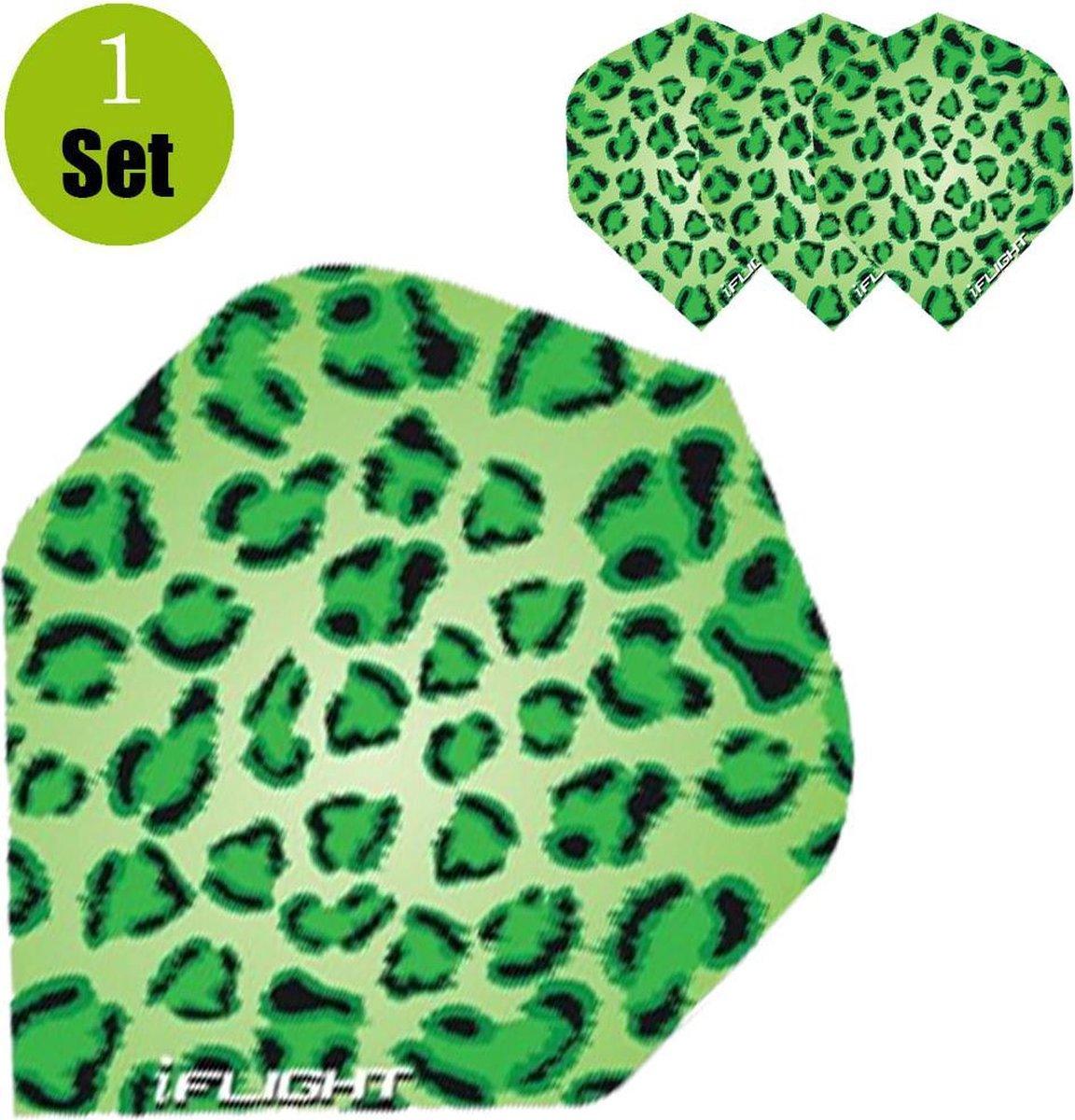 IFlight Luipaard Dartflights - Groen- ()