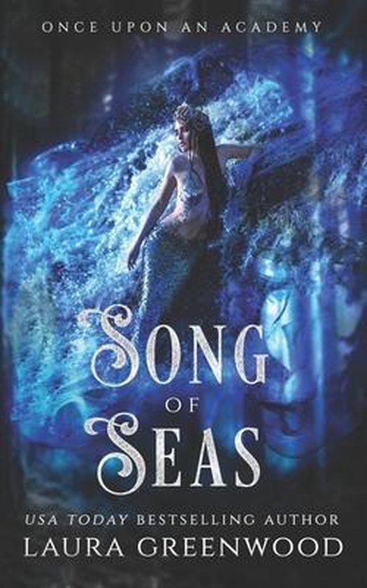 Boek cover Song Of Seas van Laura Greenwood
