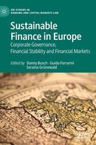 Sustainable Finance in Europe