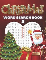 Christmas Word Search Book 2