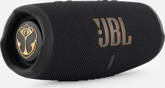 JBL Charge 5 Zwart - Draagbare Bluetooth Speaker - Tomorrowland Edition