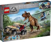 LEGO Jurassic World Achtervolging van Dinosaurus Carnotaurus - 76941