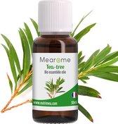Tea Tree olie - Reinigt de lucht - etherische olie - MEAROME - 30ml