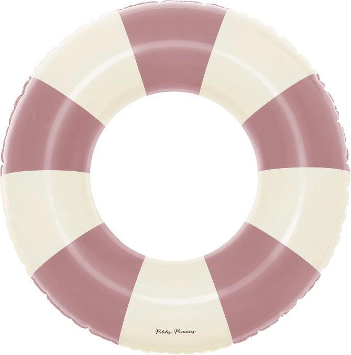 Petites Pommes Zwemring Olivia Dark Rose - Zwemband - 45 cm - 1 tot 3 jaar