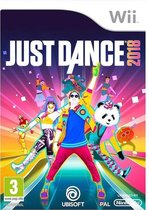 Just Dance 2018 /Wii
