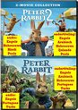 Peter Rabbit 1 and 2 (2 Disc DVD) [2020]