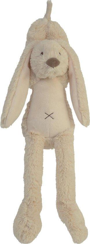 Happy Horse Konijn Richie Muziek knuffel - Beige - Baby knuffel