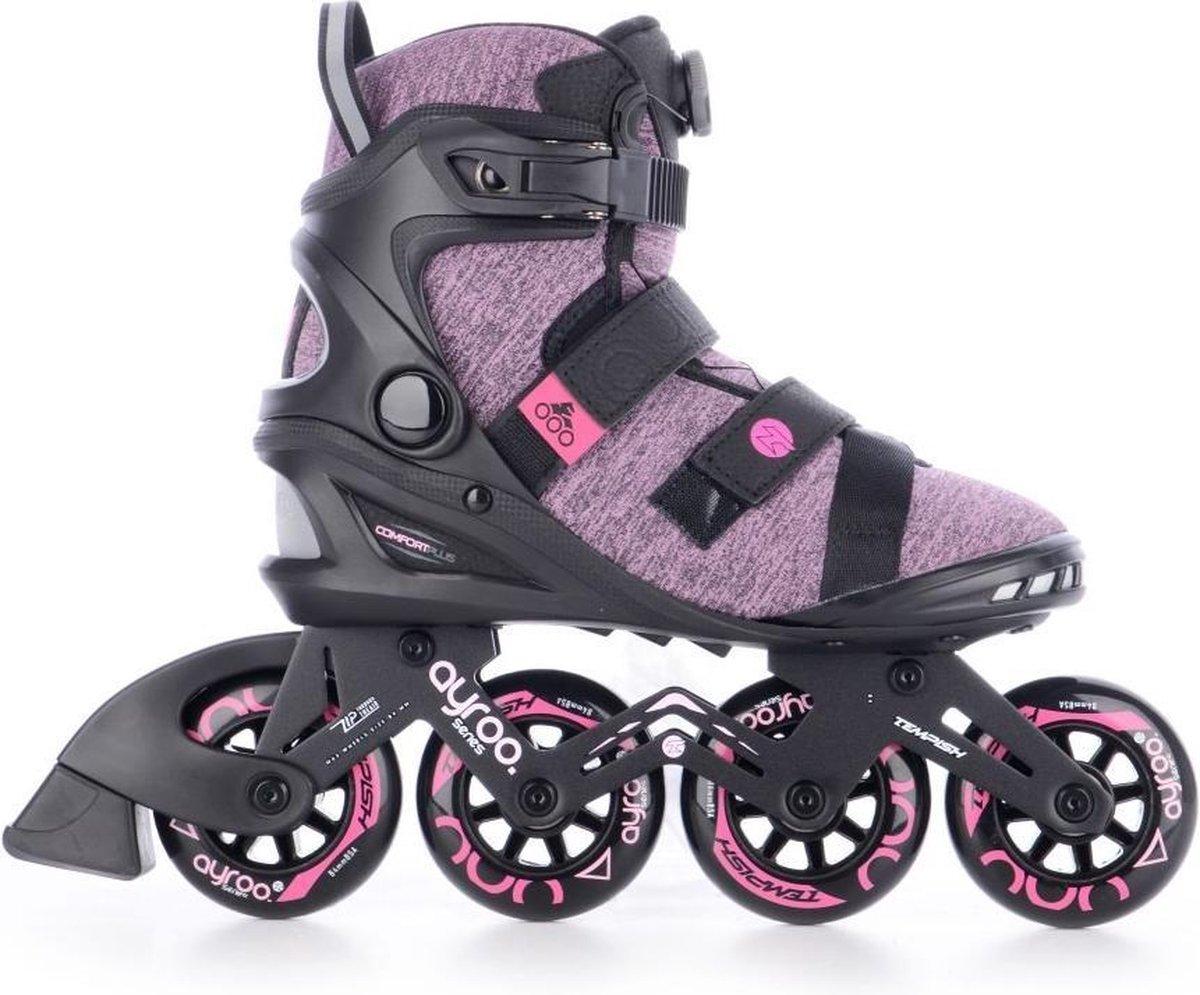 Tempish Ayroo top 84 dames inline skates black/pink