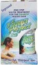 AquaPerfect - Waterbehandeling -  Geschikt voor spa, jacuzzi en hottub - 100% biologisch afbreekbaar - 100% chloorvrij - 4 liter