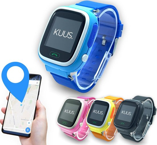 KUUS. GPS smartwatch