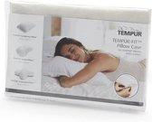 TEMPUR® Ombracio Hoofdkussensloop -  Crème - 100% Katoen - 3 jaar garantie