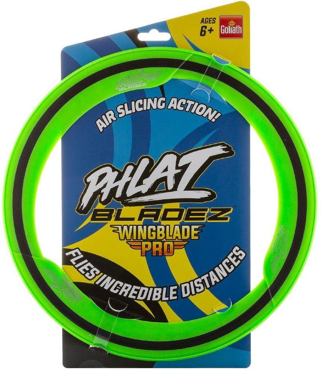 Goliath Frisbee Wahu Wingblade Pro Junior 25 Cm Groen