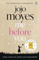 Omslag Me Before You